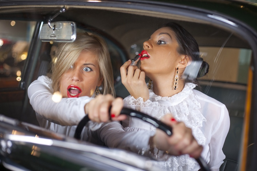 автоледи - вождение для женщин
